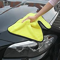 Tirol 45 * 38cm Чистка микрофибры Auto Авто Soft Ткань мытья Полотенце Инструмент