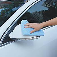 Tirol 40 * 40см чистка автомобиля Wash польских Мягкого Полотенце Ткань Абсорбент микрофибры