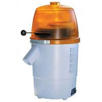 Электрическая  домашняя мельница для помола зерна Hawos Novum, оранжево-белая