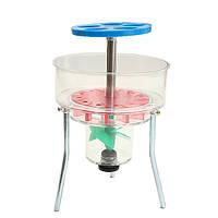 Модель турбины Водяное колесо Физический лабораторный эксперимент Преподавание оборудования