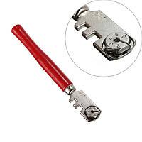 Роскошный Улучшенный Режущий Крафт Ручной инструмент Kit Tipped Стеклянная плитка Cutter
