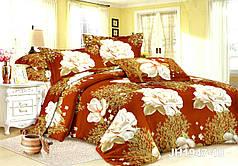 Двуспальный набор постельного белья 180*220 из Полиэстера №215 Черешенка™