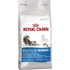 Royal Canin (Роял Канин) INDOOR LONG HAIR Сухой корм для домашних длинношерстных кошек, 2 кг