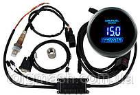 Innovate 3796 DB-Red Gauge Комплект LC-2, красная подсветка показометра ШДК широкополосный датчик кислорода