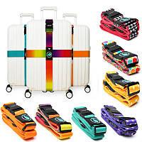 Открытый Путешествие багажа Cross ремень Чемодан Упаковочная Secure Пряжка Бэнд
