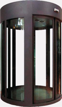 Шлюз-тамбур T48 Big Tube