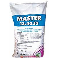 Удобрение Мастер / Master 13+40+13, Valagro 25кг