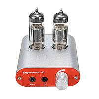 HIFI Уровень громкости Аудио наушники Усилитель 6J5 Трубка Клапан Multi-Hybrid