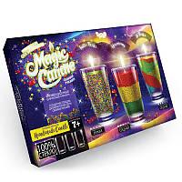 Набор для творчества Magic Candle парафиновые свечи своими руками MgC-01-01 Данко Тойс