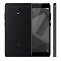 Xiaomi Redmi Note 4X мобильный телефон 4G Смартфон 5.5 3GB RAM 16GB Snapdragon 625 Octa-core