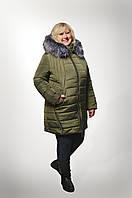 "Куртка ""Валиде"" женская на зиму, на холлофайбере, 56-62 р-ры,  1020/950 (цена за 1 шт. + 70 гр.)"