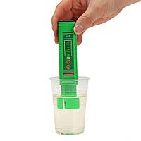 Электрический карманный цифровой тестер счетчика Phi Hydroponics Ручка Аквариум Бассейн Water Test