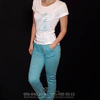 Пижама, комплект для дома. 100% х/б. Lemila 641. Размер S / 42-44