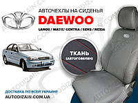 Авточехлы на DAEWOO MATIZ (Дэу Матиз) (автоткань) СА, фото 1