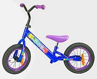Велобег ВВ002 стальная рама,катафоты