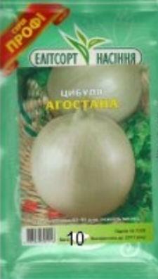 Семена лука Агостана 10 г