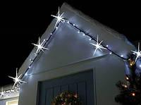 """Новогодняя светодиодная линейная гирлянда для улицы """"Нить"""" на 200 LED 14 метровая, фото 1"""