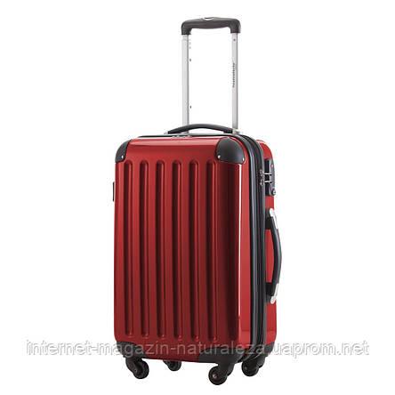 Чемодан Hauptstadtkoffer Alex Mini красный, фото 2