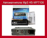Автомагнитола Mp3 HS-MP7100