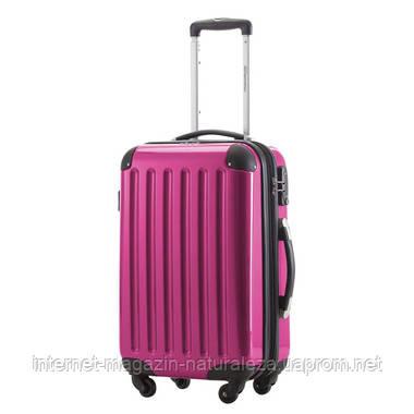 Чемодан Hauptstadtkoffer Alex Mini розовый