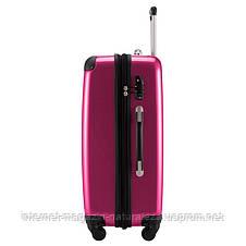 Чемодан Hauptstadtkoffer Alex Mini розовый, фото 2