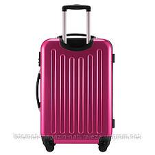 Чемодан Hauptstadtkoffer Alex Mini розовый, фото 3
