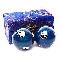 Китайский Здоровье Ball Ежедневный Упражнение Стресс Relief Гандбол Терапия Massager Balls