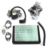 Мотоцикл Карбюратор Катушка зажигания Свеча зажигания фильтр для Хонда GCV160 HRB216 HRS216 HRR216