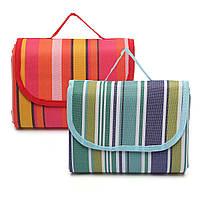 150 x 200CM Кемпинг Оксфордский пикниковый коврик Портативный многофункциональный подушка для грунтовых подушек