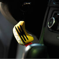WenTongZi Прекрасный мультфильм Тигр Ключевые Кольца Цепи Подвеска Украшение для автомобиля сумка брелок
