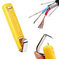 LY25-2 8-28mm обжимной инструмент для зачистки проводов для зачистки резец Щипцы для ПВХ резиновый кабель