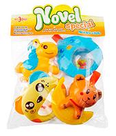 Набор погремушек  для малышей 4 шт. в пакете
