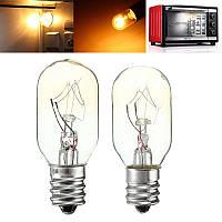 15W/25W 120V E12 Лампа накаливания Стеклянная лампа Холодильник Соляная печь Лампа