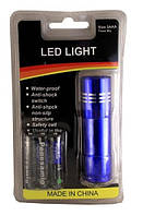Карманный фонарик Led Light 159 3AAA