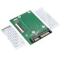 Адаптер 1.8 ZIF LIF Toshiba Hitachi JMicron JM20330 - SATA переходник сата зиф Конвертер интерфейса HDD Espada
