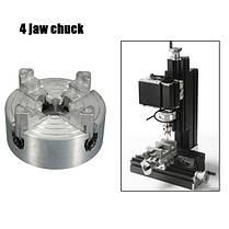 1.8-56mm Mini Metal 4 Челюсти Токарный патрон токарный станок аксессуаров-1TopShop, фото 3