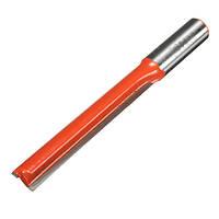 1/2 дюйма прямой Shank 2 Флейты Фреза 75мм резки Длина резака деревообрабатывающий инструмент