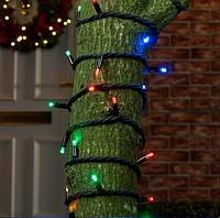"""Вулична гірлянда """"Нитка"""" 200 LED 14 м. для оформлення та декорування, фото 1"""