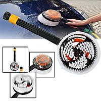 Автомобиль Грузовик Авто Автомобиль Wash Brush переключатель Очиститель пены Rotation Очистка инструмента