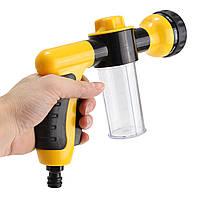 8 В 1 высокого давления Турбощетка пистолет-распылитель воды для стирки Очиститель автоинструмент
