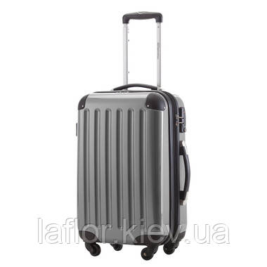 Дорожный чемодан Hauptstadtkoffer Alex Mini серебряный