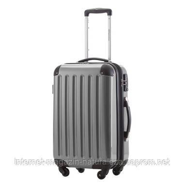 Дорожный чемодан Hauptstadtkoffer Alex Mini серебряный, фото 2
