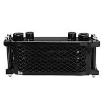 Универсальный двигатель мотоцикла маслоохладителем топлива Радиатор охлаждения ATV Go Kart Quad 65ml 200X82X45mm 1TopShop