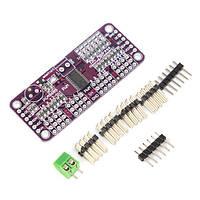 5шт CJMCU-PCA9685 16-канальный модуль управления PWM Сервопривод 12 бит Fm I2C