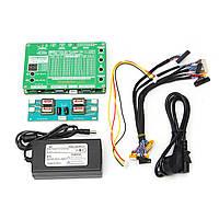 5.6-84inch тестер LCD панели тестера LCD тестера LVDS TV/компьютер/ремонт компьтер-книжки Инструмент с кабелями LVDS инвертора+6pcs