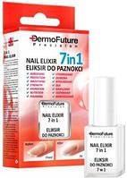 DermoFuture Питательный эликсир для ногтей 7в1