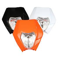 Янтарный свет фар Фара для KTM EXC EXCF XCF XCW SXF SMR эндуро