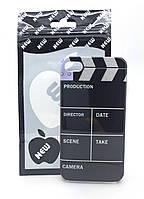 Чехол (пластик) для iPhone 4/4S. Модель: Cinema.