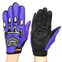 Полный палец теплый Перчатки Мужская дышащая защитная для мотоцикл Велосипедные гонки Верховая езда на лыжах