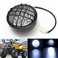 12V передняя фара LED лампы для ATV Quad 4 Wheeler Go Kart Roketa SunL Taotao
